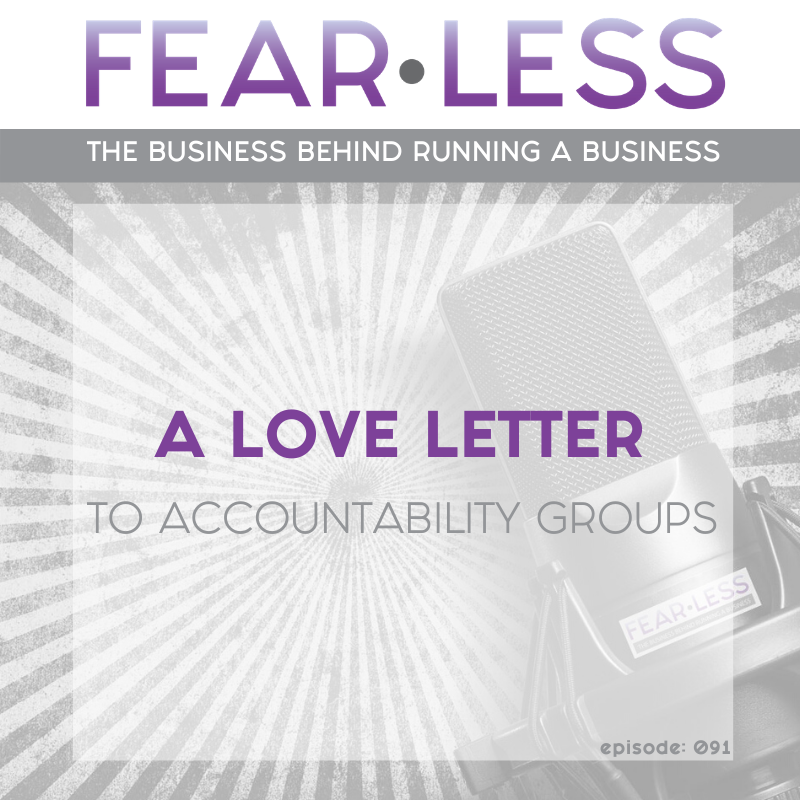 A Love Letter to Accountability Groups