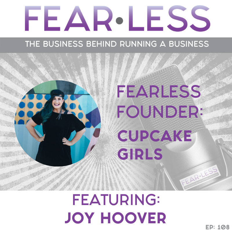 Fearless Founder - Joy Hoover