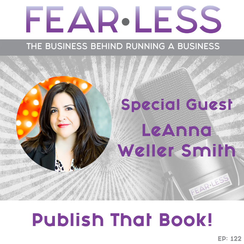 Publish That Book! - LeAnna Weller Smith