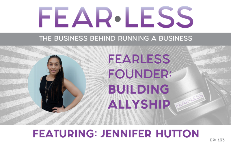 Jennifer Hutton of Building Allyship