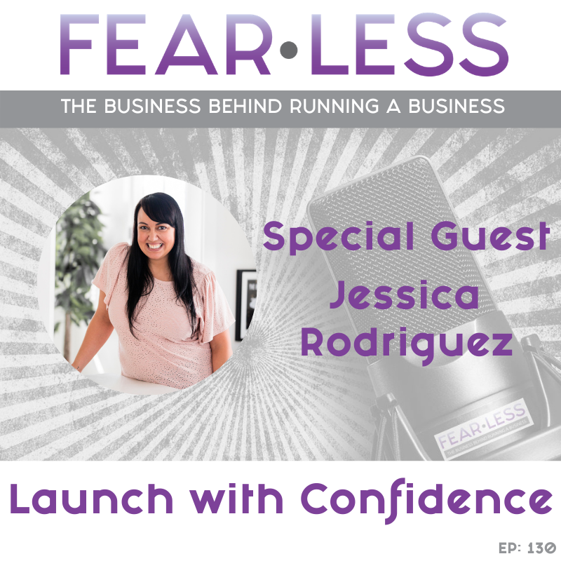 Jessica Rodriguez Launch with Confidence
