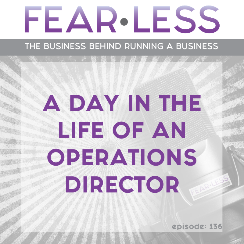 A Day In the Life of an Operations Director