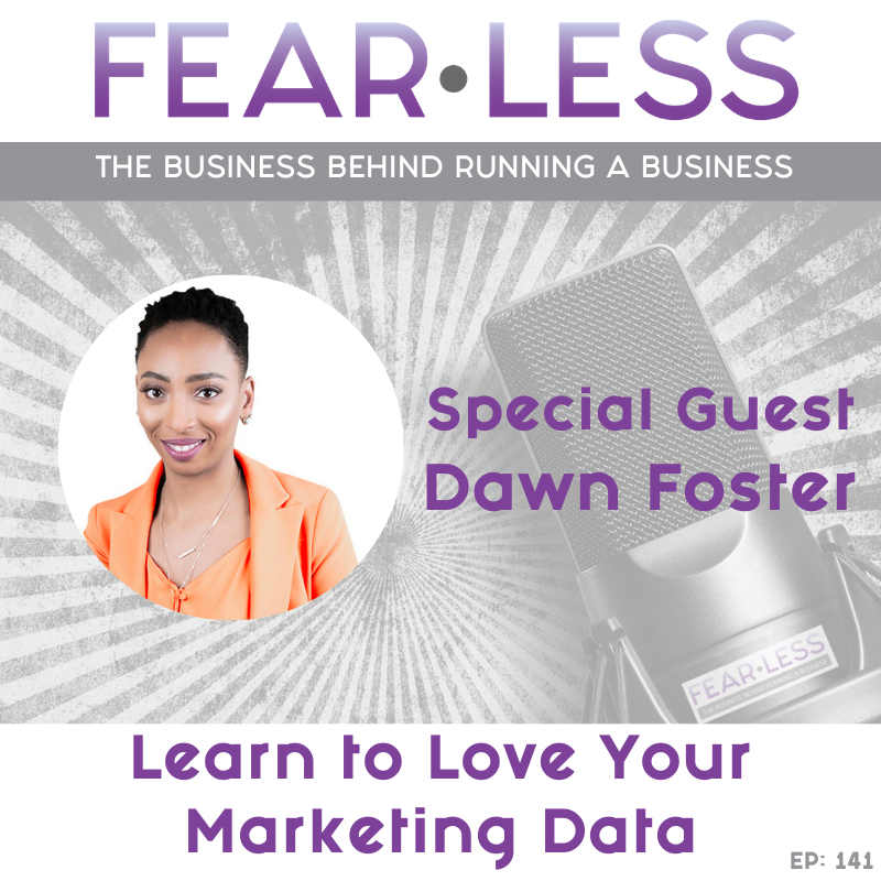 Dawn Foster - Learn to Love Your Marketing Data