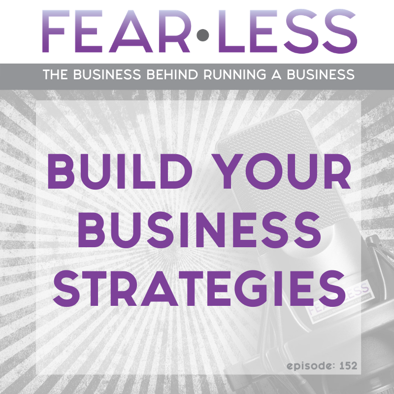 Build Your Business Strategies